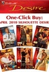 One-Click Buy: April 2010 Silhouette Desire (English Edition)
