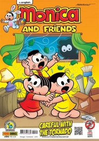 Monica And Friends #24