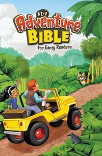 NIrV Adventure Bible for Early Readers: New International Reader