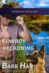 Cowboy Reckoning (Cowboys of Cattle Cove Book 1) (English Edition)