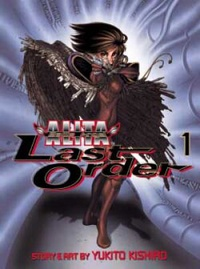 Battle Angel Alita: Last Order, Vol. 1
