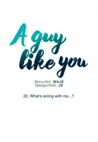A guy like you #22