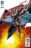 Action Comics (The New 52) #28