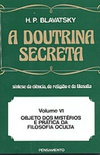 A Doutrina Secreta Vol. VI