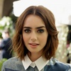 Foto -Lily Collins