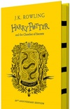 Harry Potter And The Chamber Of Secrets - Hufflepuff Hardcover