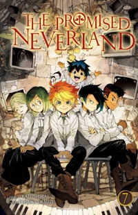 The Promised Neverland #07