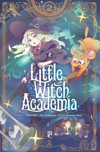 Little Witch Academia #02