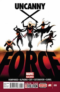 Uncanny X-Force (Marvel NOW!) #6