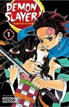 Kimetsu no Yaiba #01 (Demon Slayer)
