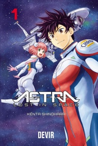 Astra Lost in Space #01
