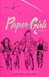 Paper Girls - Deluxe Edition Book One