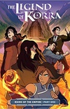 The Legend of Korra: Ruins of the Empire - Part One