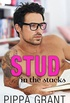 Stud in the Stacks: A Fake Fiancee / Hot Librarian / Bachelor Auction Romantic Comedy (English Edition)