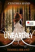 Unearthly: Himmelsbrand (Die Unearthly-Trilogie 3) (German Edition)