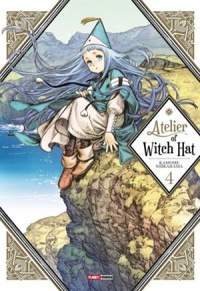 Atelier of Witch Hat #04