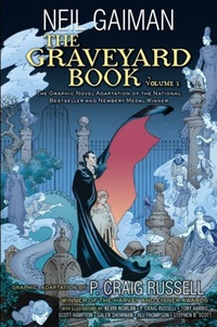 The Graveyard Book - Volume 1