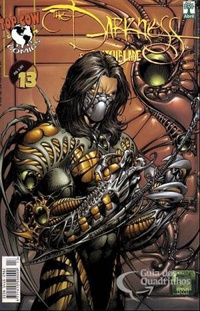 The Darkness & Witchblade #13