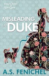 Misleading a Duke: A Thrilling Historical Regency Romance Book (The Wallflowers of West Lane 2) (English Edition)