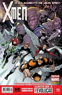 X-Men (Nova Marvel) #016