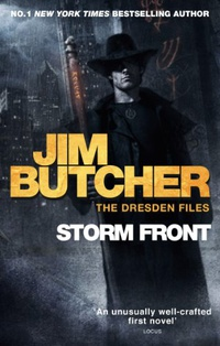 Storm Front: The Dresden Files, Book One (The Dresden Files series 1) (English Edition)