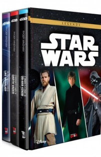 Box Star Wars: Legends