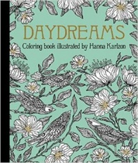 "Daydreams Coloring Book: Originally Published in Sweden as ""Dagdrommar"""