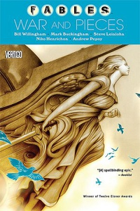 Fables: War and Pieces