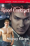 Blood Contract [Wolf Creek Pack 8] (Siren Publishing Classic ManLove) (English Edition)