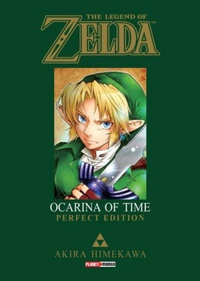 The Legend of Zelda - Perfect Edition #01