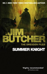 Summer Knight: The Dresden Files, Book Four (The Dresden Files series 4) (English Edition)