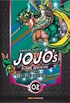 JoJo's Bizarre Adventure - Parte 2 - Battle Tendency #02