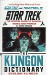 Star Trek - The Klingon Dictionary