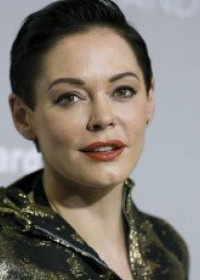 Foto -Rose McGowan