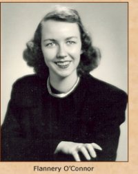 Foto -Flannery O'Connor