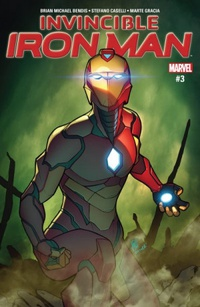 Invincible Iron Man #03