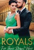Royals: For Their Royal Heir: An Heir Fit for a King / The Pregnant Princess / The Prince
