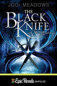 The Black Knife (Orphan Queen Book 4) (English Edition)