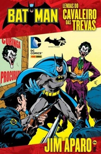 Lendas do Cavaleiro das Trevas: Jim Aparo Vol 2