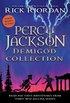 Percy Jackson Demigod Collection (Percy Jackson and the Olympians) (English Edition)