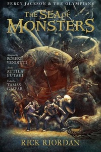 The Sea Of Monsters - Graphic Novel