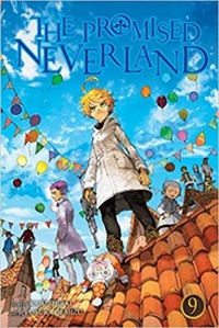 The Promised Neverland #09 (Yakusoku no Neverland #09)