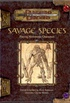 Savage Species: Playing Monstrous Characters
