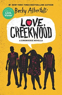 Love, Creekwood: A Simonverse Novella (English Edition)