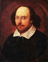 Foto -William Shakespeare
