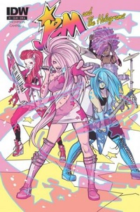 Jem and the Holograms #01