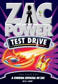 Zac Power - A Corrida Espacial de Zac