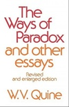 The Ways of Paradox, and Other Essays