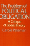 The problem of political obligation
