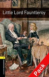 Oxford Bookworms Library: Level 1:: Little Lord Fauntleroy audio CD pack